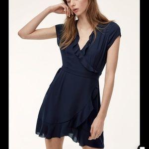 Aritzia-Sunday Best Savoy Dress